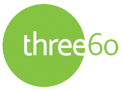Three60 Logo